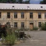opuštěná fabrika v Brněnci