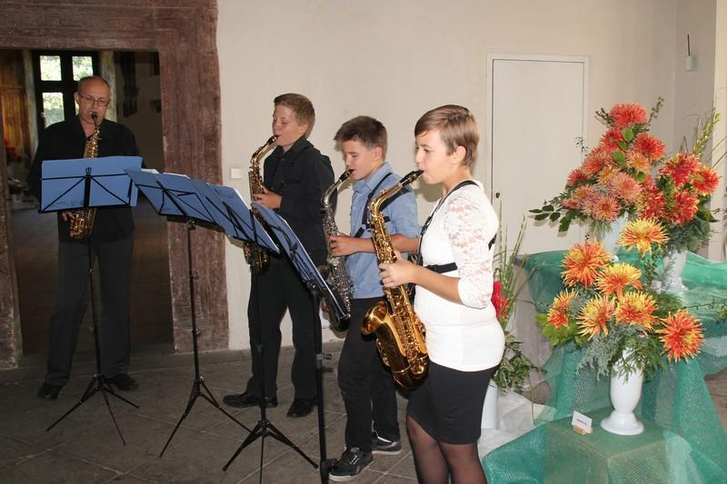 Hudební doprovod žáků ZUŠ Polabiny