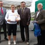Ocenění pro zástupkyni Choceňské mlékárny