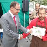 Výrobce Tomáš Kroulík byl oceněn za řemeslný chléb se sušenými rajčaty a bazalkou