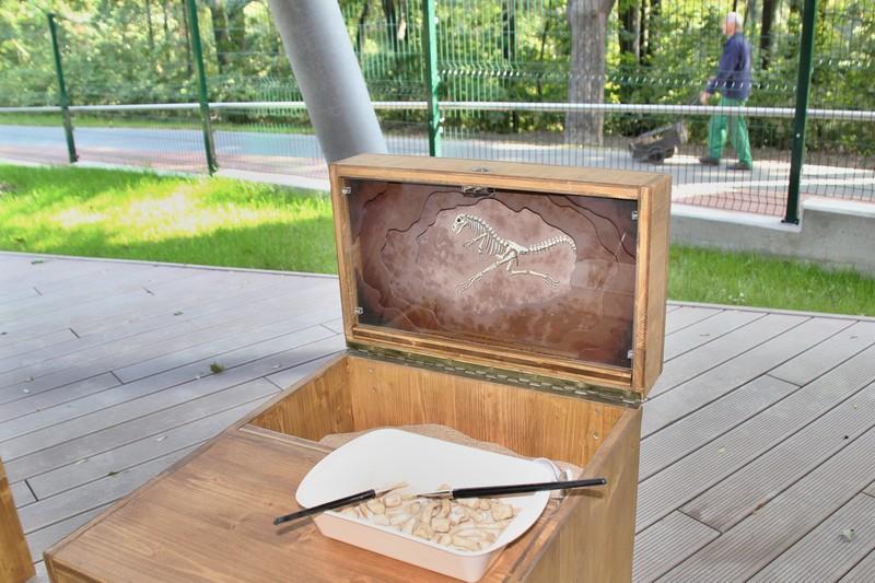 interaktivní expozice pro děti