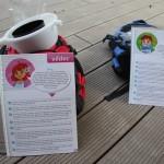 pracovní sady pro děti